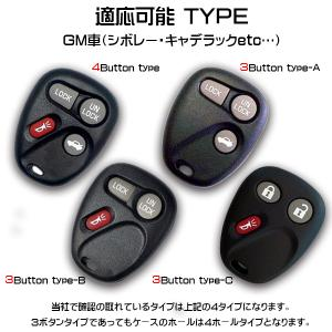 6DEGREES ORIGINAL KEYCASE RED (キーケース・レッド)シボレー/キャデラック/GM車/リモコン/キーレス/アメ車|6degrees|04