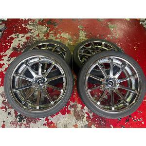 中古 最終価格!!!KOKO KUTURE LINDOS Truck 24X10J H 139.7 ET30 LXANI 295/35R24 ココクチュール タホ エスカレード 24インチ 4本セット|6degrees