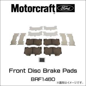 本国取り寄せ品 MOTOR CRAFT BRF1460 フロントディスクブレーキパッド フォード マスタング|6degrees