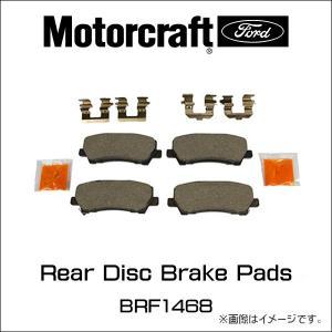 本国取り寄せ品 MOTOR CRAFT BRF1864 リアディスクブレーキパッド フォード マスタング|6degrees