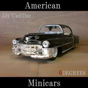 American Minicars アメリカンミニカーズ/53y Cadillac BLACK/キャデラック ブラック|6degrees