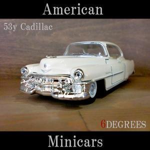 American Minicars アメリカンミニカーズ/53y Cadillac WHITE/キャデラック ホワイト|6degrees