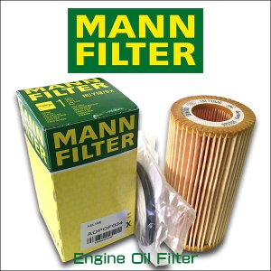 MANN FILTER マンフィルター HU 719/6x VW GOLF5 2.0FSI GTI AOPOF034|6degrees