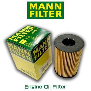 MANN FILTER マンフィルター HU8007Z BMW 6シリーズ/7シリーズ/X5/X6/AOPOF084|6degrees