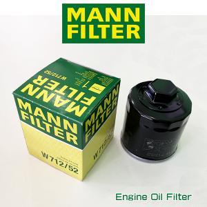 MANN FILTER マンフィルター W712/52  フォルクスワーゲン ポロ ルポ|6degrees