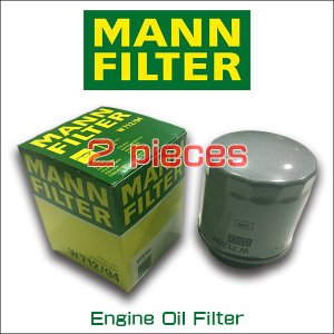 お買い得2個セット/MANN FILTER マンフィルター W712/94 /フォルクスワーゲン/ザ・ビートル/ゴルフ6/ポロ6R/AOPOF080|6degrees