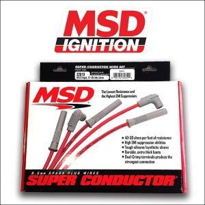 MSD IGNITION/32819 8.5mm スパークプラグワイヤーセット/V8/アメ車|6degrees