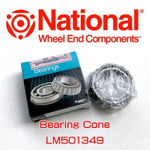 National/Pinion Barings LM501349 デフベアリング、SIDE 7.625/8.25RG アメ車|6degrees