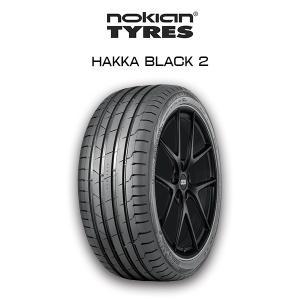 送料無料・nokian HAKKA BLACK 2 245/45R18 Summer Tire ノキアン サマータイヤ メルセデスベンツ BMW アウディ 他 6degrees