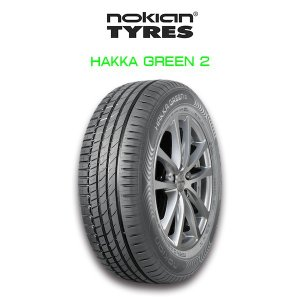 送料無料・nokian HAKKA GREEN 2 185/65R15 Summer Tire ノキアン サマータイヤ フリード bB プリウス フリード ノート|6degrees