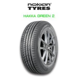 送料無料・nokian HAKKA GREEN 2 195/55R16 Summer Tire ノキアン サマータイヤ キューブ ノート MINI 他|6degrees