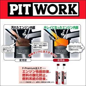 お買い得2本セット! PIT WORK(日産部品) 燃料添洗浄剤 F-Premium ガソリンエンジン用 KA651-30090 ケミカル|6degrees|03