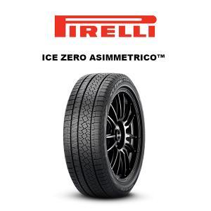 『ピレリスタッドレスタイヤ・ホイール4本セット』PIRELLI Ice Asimmetrico Plus 205/55R16 TIRADOα シルバー 16×6.5J 5H/100 +48 レクサス CT/A10系 6degrees