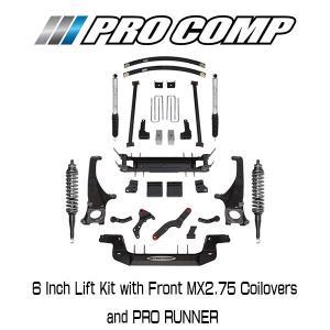 PRO COMP K5069BMX プロコンプ 6インチリフトキット タンドラ 07y-14y|6degrees