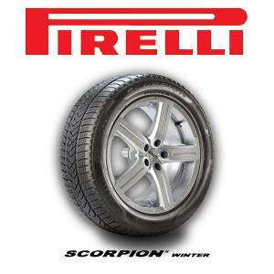 送料無料・4本セット PIRELLI SCORPION WINTER 255/55R18 Winter Tire ピレリ スタッドレスタイヤ  AUDI Q7 ポルシェ カイエン|6degrees