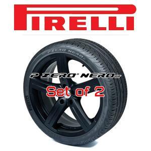 235/45R18・2本セット PIRELLI Tire・P ZERO NERO GT・ピレリタイヤ ピーゼロネロGT|6degrees