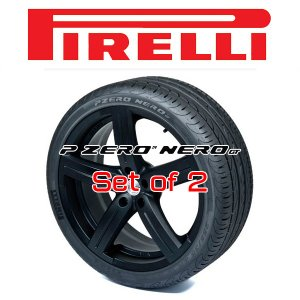 235/40R19・2本セット PIRELLI Tire・P ZERO NERO GT・ピレリタイヤ ピーゼロネロGT|6degrees