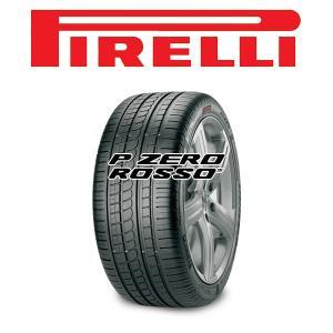 255/40R19・1本 PIRELLI Tire・P ZERO ROSSO・ピレリタイヤ ピーゼロ ロッソ|6degrees