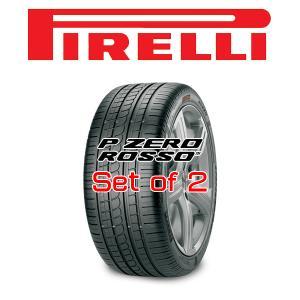 255/40R19・2本セット PIRELLI Tire・P ZERO ROSSO・ピレリタイヤ ピーゼロ ロッソ|6degrees