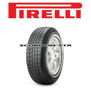 275/55R20・1本 PIRELLI Tire・SCORPION STR・ピレリタイヤ スコーピオン・STR|6degrees