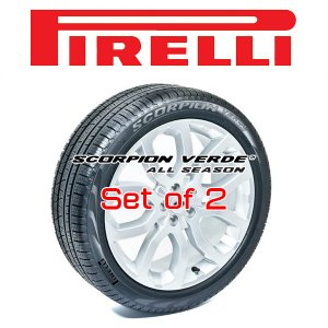 285/45R22・2本セット PIRELLI Tire・SCORPION VERDE ALL SEASON・ピレリタイヤ スコーピオン・ヴェルデ・オールシーズン|6degrees