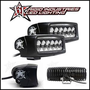 本国取り寄せ品 RIGID INDUSTRIES SR-Q2シリーズ LEDライト ドライビングタイプ イエロー 91532|6degrees