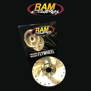 未使用品/RAM Billet Steel Flywheels 1501フライホイール 2ピース 168T シボレー アメ車|6degrees