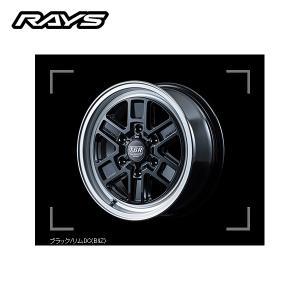 送料無料・4本セット・RAYS レイズ ホイール TB-01 16x6.5J +38 6H/139.7 200系 ハイエース 専用設計|6degrees