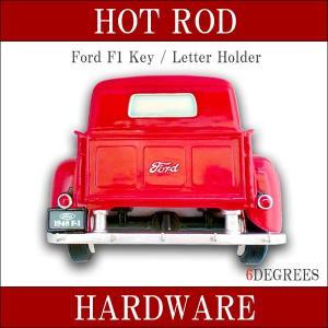 Ford F1 Key / Letter Holder / フォードF1キー&レターホルダー / フォード/インテリア/雑貨/アメリカン/アメ車/HOT ROD|6degrees