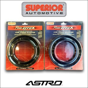 SUPERIOR Ride EFFEX Coil Spring Booster 18-19012個セット コイルスプリングスペーサー シボレー アメ車|6degrees