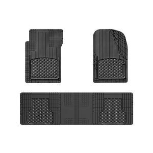WeatherTech/ウェザーテック AVM フロアマット フロアライナー(左ハンドル車専用汎用品 リア1枚 ブラック)|6degrees
