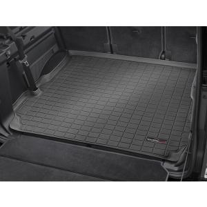 WeatherTech/ウェザーテック カーゴライナー Land Rover ディスカバリー4(ランドローバー)2010〜2017年 ラゲッジマット(ブラック)|6degrees