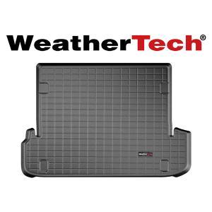 WeatherTech/ウェザーテック カーゴライナー トヨタ ランドクルーザー プラド 150系(2014年〜)ラゲッジマット カーゴマット (ブラック)|6degrees