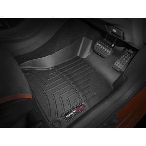 WeatherTech/ウェザーテック フロアライナー MERCEDES BENZ(メルセデス ベンツ) Bクラス W245 2013〜2018年 右ハンドル AT車(フロント ブラック)|6degrees