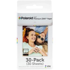 Polaroid Premium ZINK フォトペーパー(30枚) PolaroidpapierZ...
