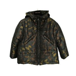 ルイヴィトン ダウンジャケット キッズ モノグラム カモフラージュ 子供服 サイズ4 レア品 LOUIS VUITTON|7-marui