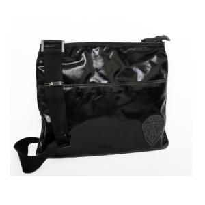 グッチ メンズ バッグ ショルダー 181093 クレストエンブレム ナイロン ブラック GUCCI|7-marui
