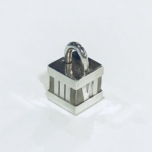 ティファニー ペンダントトップ アトラスキューブ SV925 TIFFANY&Co|7-marui