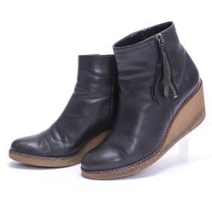 コールハーン ブーツ ショート オーデン auden ウェッジソール ウォータープルーフ COLE HAAN|7-marui