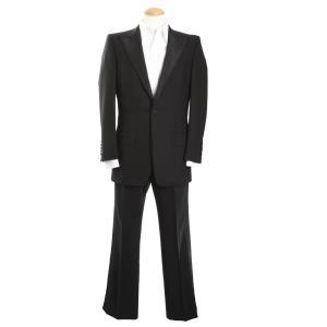 グッチ メンズ 礼服 フォーマル ブラック(黒) シングル 2つボタン GUCCI|7-marui