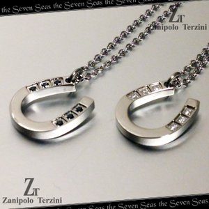 Zanipolo Terzini(ザニポロ タルツィーニ)の新作ネックレス!馬のひずめ 蹄鉄(ていて...