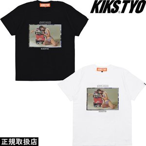 KIKS TYO(キックス ティーワイオー)【正規取扱店】   人気のKIKS GIRLS TEEの...
