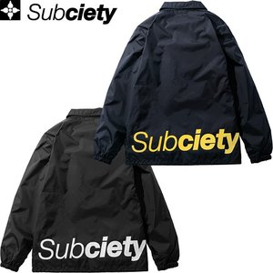 Subciety(サブサエティ) COACH JACKET - THE BASE -|7-seven