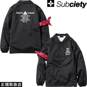 Subciety(サブサエティ) COACH JKT - SECTION -|7-seven