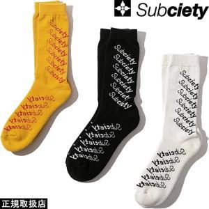 Subciety(サブサエティ) SHADOW SOCKS|7-seven
