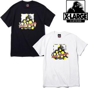 XLARGE(エクストララージ) S/S TEE YAYOI KUSAMA OG