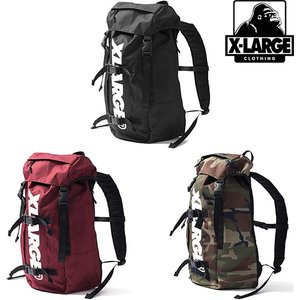 XLARGE(エクストララージ) BIG STANDARD LOGO BACKPACK