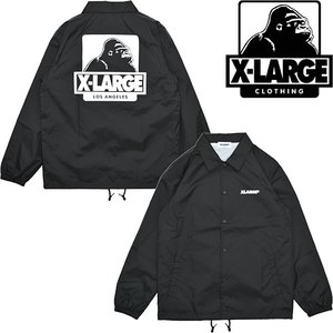 XLARGE(エクストララージ) OG LOGO COACHES JACKET