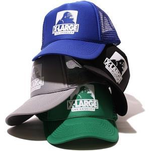 XLARGE(エクストララージ) OG MESH CAP