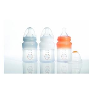 プリンスライオンハート シリコンボトル 120ml 3本セット 哺乳瓶 ほ乳びん ほにゅうびん授乳 赤ちゃん 人気 おすすめ 育児用品 子育て 育児 716baby